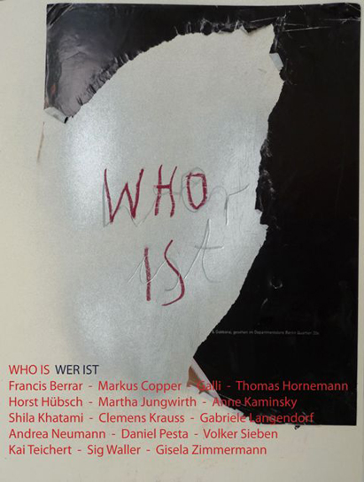 WER IST WHO IS